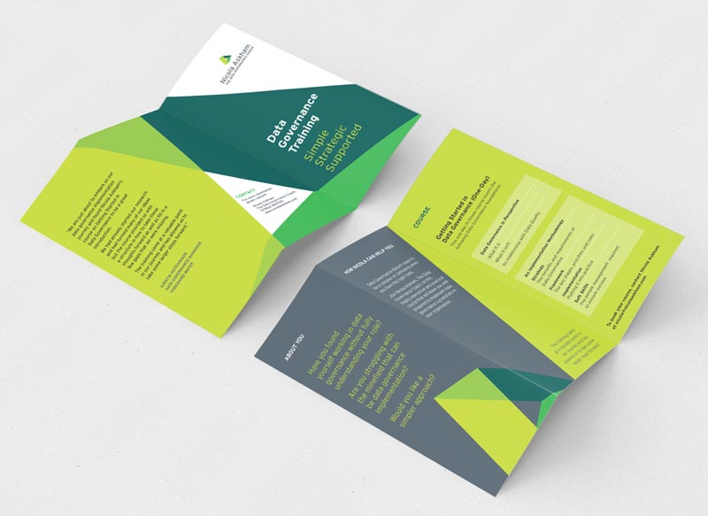book design and brochure design